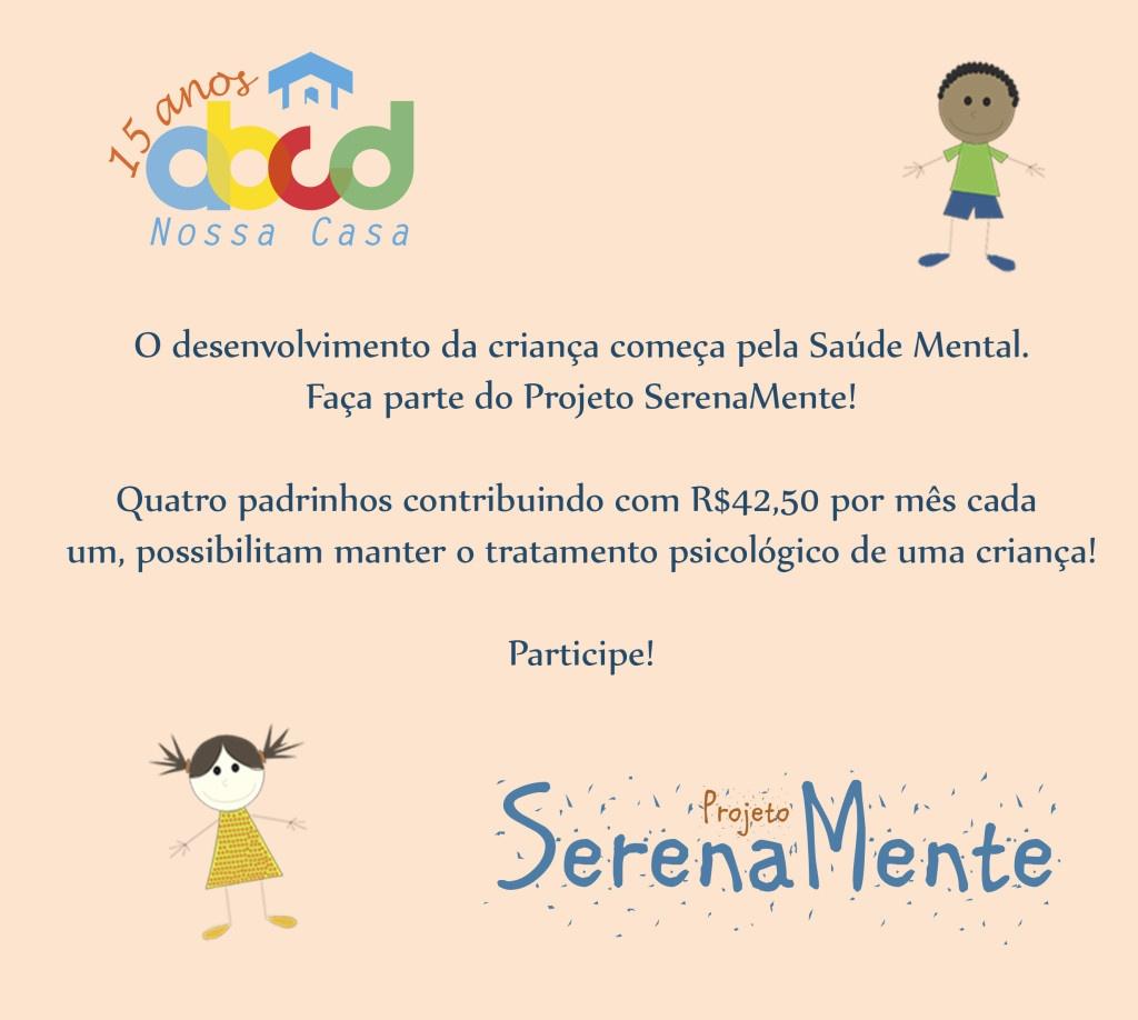 Projeto SerenaMente 2
