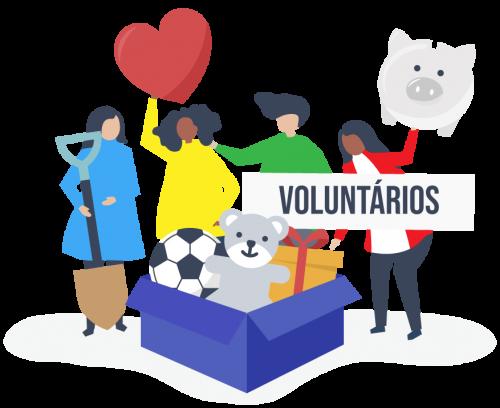 Guia do Voluntariado